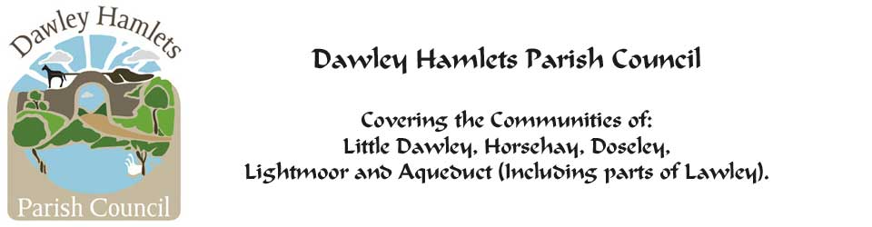 Dawley Hamlets Parish Council Weblog